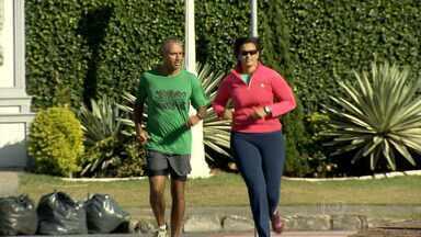 Domingo é dia da Corrida e Caminhada Esperança - Em Belo Horizonte, evento será realizado na Lagoa da Pampuha.