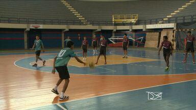 Fase final dos JEMs começa em São Luís - Escolas classificadas do interior e da capital brigam pelo título dos Jogos Escolares