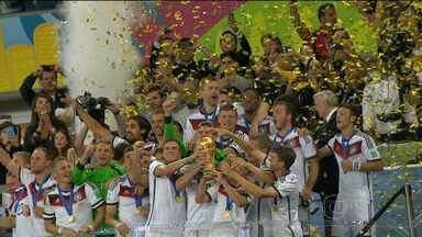 Veja o que a Alemanha tem em comum com o Cruzeiro - Estilo e estratégia da seleção alemã podem ser encontrados no Cruzeiro e em outros times no Brasil