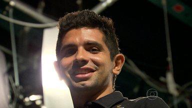 Guilherme é a aposta do Galo para substituir Ronaldinho - Atacante Guilherme é a aposta do Galo para substituir o ídolo Ronaldinho Gaúcho