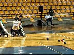 Uberlândia recebe Campeonato Regional Centro-Oeste de Bocha Paralímpica - Competição vale vaga para o brasileiro da modalidade.
