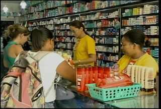 Redução de preços de medicamentos não é sentida pelos consumidores - Em Petrolina, os medicamentos da lista da Anvisa com os preços reduzidos ainda não apresentam redução nos estabelecimentos.