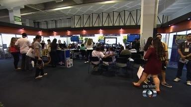 Goiânia sedia Feira do Empreendedor - Evento é uma boa possibilidade para quem quer dicas sobre como abrir seu primeiro negócio.
