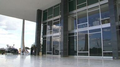 Disparo acidental de segurança durante troca de turno assusta o STF - Os Ministros do STF voltaram a se reunir nesta sexta-feira (1), Aconteceu um susto para quem estava na Corte: um segurança fez um disparo acidental.