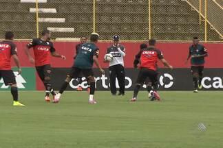 Vitória muda time para enfrentar Grêmio - Mais de nove mil ingressos já foram vendidos para a partida.