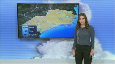 Confira a previsão do tempo no Sul de Minas para este sábado (2) - Confira a previsão do tempo no Sul de Minas para este sábado (2)