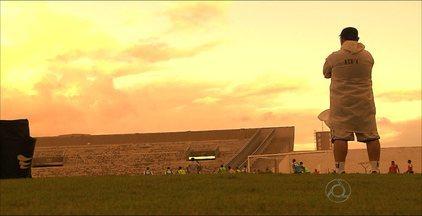 Botafogo-PB se prepara para enfrentar o Águia de Marabá - O Botafogo-PB vem de quatro jogos sem vitória e agora tenta a reabilitação contra o Águia de Marabá no próximo domingo, no Estádio Almeidão