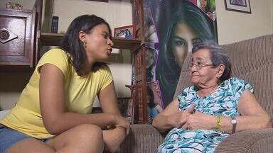 Neta cria blog para contar histórias da avó que tem Alzheimer - Doença atinge mais de um milhão de idosos em todo o país.