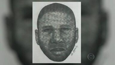 Divulgado o retrato falado do acusado de estuprar mulher na Vista Chinesa - O crime ocorreu na tarde de segunda-feira (4). Pessoas que passam pela região, no Parque Nacional da Tijuca, reclamam do perigo e pedem reforço no policiamento.