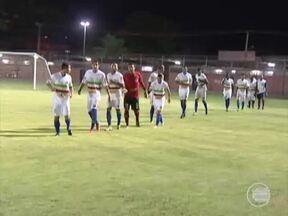 Timon Esporte Clube perde jogo contra o Sabiá por 3 a 0 - Timon Esporte Clube perde jogo contra o Sabiá por 3 a 0