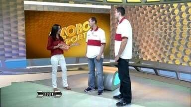 Reforços do Brasília, Cipolini e Fúlvio querem que clube volte a conquistar título da NBB - Jogadores são convidados no estúdio do Globo Esporte.