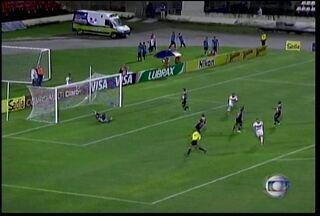 Santa Cruz jogou pela terceira fase da Copa do Brasil - O Tricolor perdeu para o Santa Rita de Alagoas.