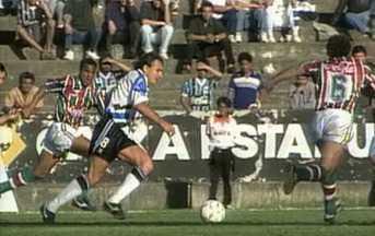 Relembre a estreia de Felipão em sua segunda passagem pelo Grêmio em 1993 - Assista ao vídeo.