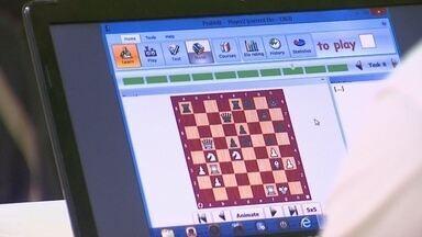 Torneio unirá tradicional xadrez com tecnologia dos computadores - Evento ocorre de 8 a 10 de agosto, em Manaus. Veja os detalhes na reportagem.