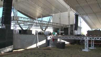 Expogua começa amanhã com novidade nos leilões de animais - O show de abertura na primeira noite no parque de exposições Lacerda Werneck é com a cantora Paula Fernandes.