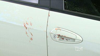 Polícia prende dois homens suspeitos de praticar assaltos em São Luís - Os dois roubaram o carro deste advogado no inicio da manhã. Ele foi rendido enquanto estava parado no semáforo. Depois, um dos assaltantes foi baleado e abandonou o carro na Ponte do Caratatiua.