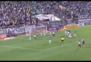 Com gol de Leonardo Silva Atlético-MG empata em 1 a 1 com a Chapecoense - Galo soma agora 19 pontos.