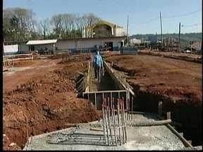 Parque científico começa a ser construído em Chapecó - Parque científico começa a ser construído em Chapecó