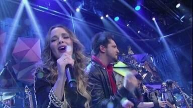 Thaeme & Thiago apresentam a sua nova música - Dupla canta sua nova música de trabalho ''Coração apertado''