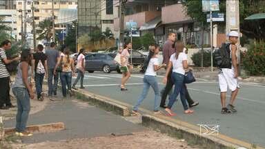 Imprudência de pedestres e motoristas tem sido a maior causa de acidentes em São Luís - A constatação é do centro de operações da Secretaria de Segurança Pública (SSP-MA) que divulgou os dados de acidentes de trânsito na capital.