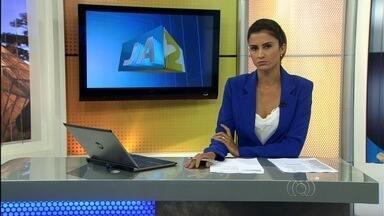 Veja os destaques do Jornal Anhanguera 2ª edição desta segunda-feira (11) - Polícia apresenta segundo menor suspeito de espancar homem em garagem de prédio, em Goiânia