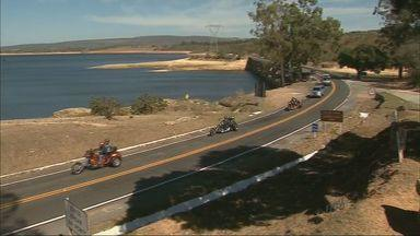 Equipe da Rota 35 chega para filmagens no Sul de Minas - Equipe da Rota 35 chega para filmagens no Sul de Minas