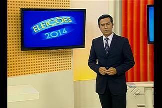 Veja a agenda dos candidatos ao governo do Pará - Candidatos fazem caminhada junto a eleitores.