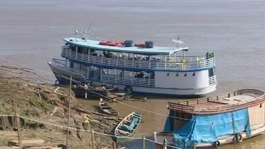 Superintendência do Patrimônio da União notifica barcos de passeio em Porto Velho - Objetivo é identificar quem está trabalhando de forma irregular.