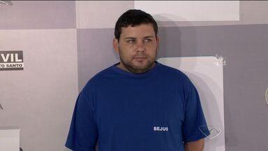 Suspeito de roubo de carga no Aeroporto de Vitória é preso - Carga foi roubada em 22 de maio, e era avaliada em R$ 1,2 milhão.