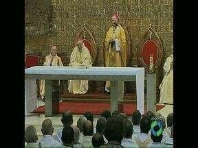 Morre o arcebispo emérito de Cascavel Dom Armando Cirio - Dom Armando Círio era o arcebispo mais antigo do Brasil. Ele estava internado há dez dias e sofreu um ataque cardíaco.