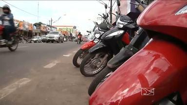 Segundo a polícia, 115 motocicletas foram furtadas ou roubadas em Imperatriz - Dados são do primeiro semestre deste ano.