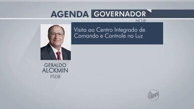 Veja a agenda de três candidatos a governador de SP nesta terça-feira (12) - Geraldo Alckmin, Paulo Skaf e Gilberto Natalini divulgam compromissos de campanha.