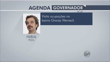 Confira a agenda dos candidatos ao governo de Minas Gerais para esta terça-feira (12) - Confira a agenda dos candidatos ao governo de Minas Gerais para esta terça-feira (12)
