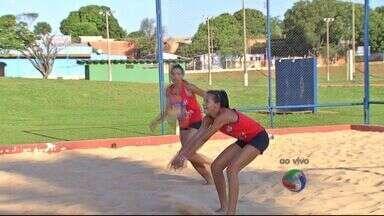 Campo Grande recebe etapa nacional sub-23 de vôlei de praia - Começou nesta terça-feira a etapa de Campo Grande do campeonato brasileiro sub-23 de vôlei de praia.