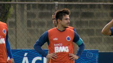 No Cruzeiro, Willian deve ganhar vaga de Marquinhos no ataque - Meio-campo Henrique já pode jogar após suspensão na última rodada.