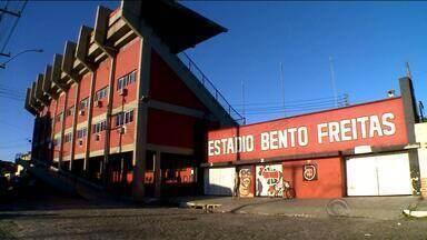 Bento Freitas não é liberado e CBF escolhe Boca do Lobo para jogo do Brasil-PEL - Medida ocorreu após o clube perder o prazo para entrega de documento que liberaria o Bento Freitas.