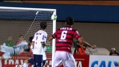Confira os gols da Série B do Campeonato Brasileiro - O Atlético-Go venceu o Paraná por 2 x 1. E a Ponte Preta derrotou o Joinville por 2 x 0.