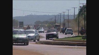 Em Guajará-Mirim, moradores aguardam instalação de semáforos - População espera que os acidentes diminuam com a aplicação dos equipamentos.