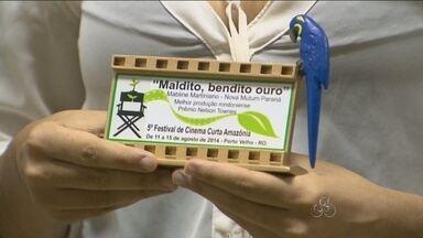 Rondônia TV acompanhou o encerramento do Festival Curta Amazônia, em Porto Velho - O programa aproveitou para mostrar quem foram os filmes vencedores deste ano.