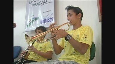 Projeto realizado no interior de Rondônia é apoiado pelo Criança Esperança 2014 - Conheça o projeto e história de crianças e adolescentes que tiveram suas vidas transformadas por ele.