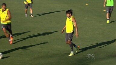 Confira o 'Pitaco do César' sobre a escassez de gols do Goiás - O time joga nesta quinta-feira (21) em São Paulo.