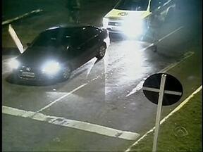 Motorista dorme em semáforo e é detido em Chapecó - Motorista dorme em semáforo e é detido em Chapecó