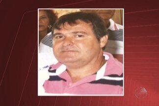 Polícia investiga morte de empresário em Teixeira de Freitas - Nelson Guimarães estava em um escritório de contabilidade, quando foi baleado por um fazendeiro que era clietne dele.