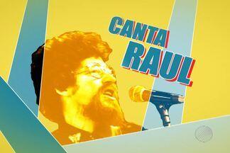 Baianos homenageiam Raul Seixas nas ruas de Salvador - Nesta quinta-feira (21) completa 25 anos da morte do cantor.