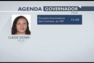 Candidatos do Governo de MG divulgam agenda de campanha para este sábado - Oito candidatos concorrem ao governo do estado.