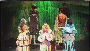 Estreia espetáculo infantil no Teatro Boa Vista, Recife - Tarô Bequê conta a história de um sapo que sonha em ser gente.
