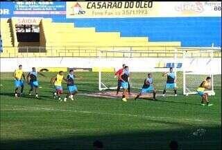 Guarani de Juazeiro estreia na Taça Fares Lopes nesse domingo - Leão do Mercado enfrenta o Iguatu às 16h, no Estádio Romeirão.