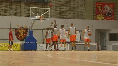 Sport aposta as fichas em time masculino de basquete - Capitão da equipe que disputa a seletiva do NBB em janeiro coincidentemente é Durval