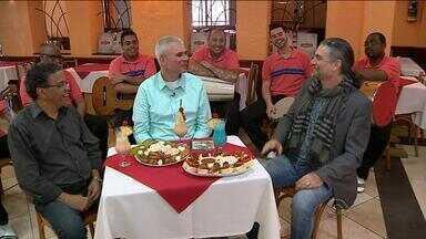 Hique Gomez e Wilson Ney participam do Botequim do Maurício - Convidados falam sobre memórias relaciondas ao futebol.