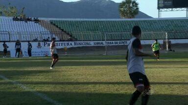 Guarany de Sobral encerra preparação para encarar Remo - Cacique do Vale é líder do Grupo 2 da Série D.